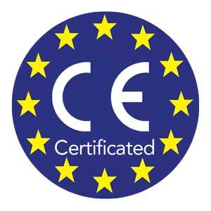 CE- Zertifiziert