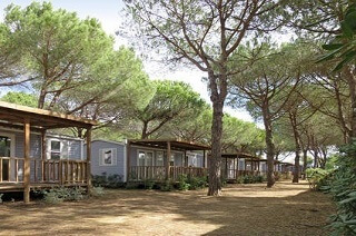 Orbetello Camping Dorf, Toskana
